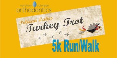 2019 Pelican Lakes Turkey Trot - 5k Run/Walk