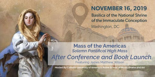Mass of the Americas - The After Conference