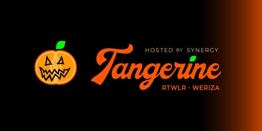 Synergy SD and Tangerine Day Party: Halloween Edition
