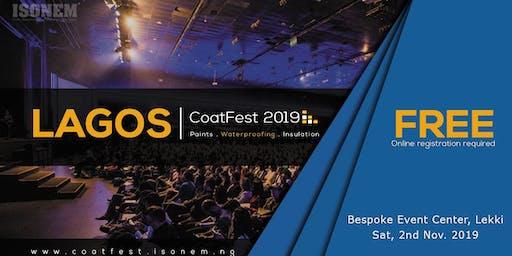Lagos CoatFest 2019