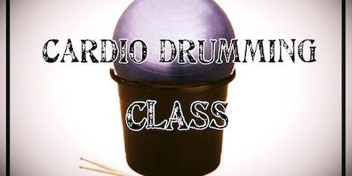 Cardio Drumming Class!