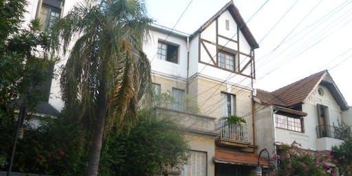 Palermo Viejo de Plaza Italia a Villa Alvear