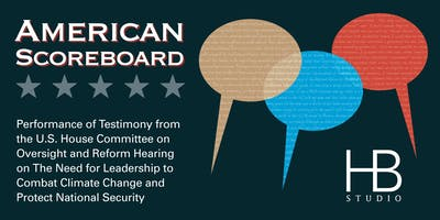American Scoreboard - Combat Climate Change and Protect National Security