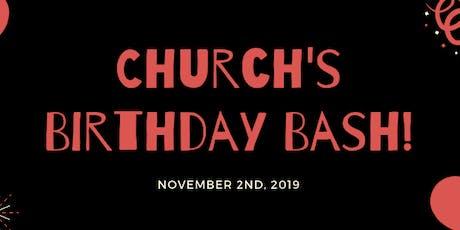 Take Me To Church (Churchs B Day Rager) tickets