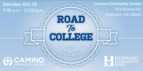 Road to College tickets