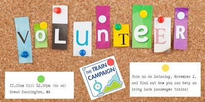 Volunteers Information Meeting