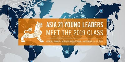 2019 Asia 21 Young Leaders Summit
