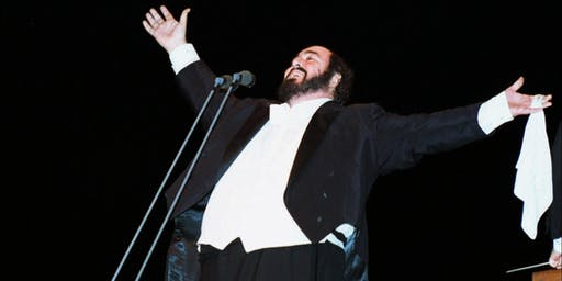 "Ron Howard's ""Pavarotti"" on the big screen"