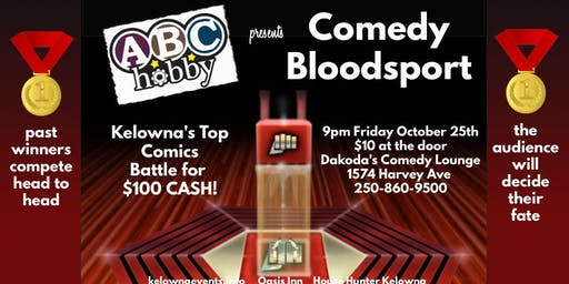 ABC Hobby presents Comedy Bloodsport