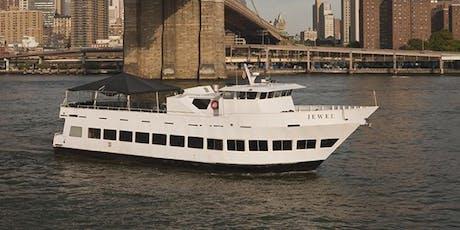 Manhattan Afterwork Halloween Yacht Party at Skyport Marina Jewel Yacht 2019  tickets
