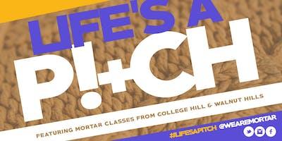 Life's a P!+CH: College Hill vs. Walnut Hills Pitch Night