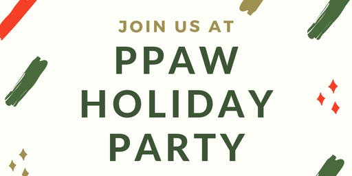 PPAW Holiday Party 2019