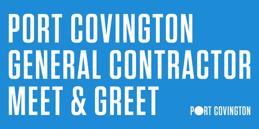 Port Covington General Contractor Meet and Greet