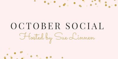 October Social hosted by Sue Linnen