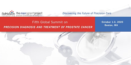 Fifth Global Summit on Precision Diagnosis and Treatment of Prostate Cancer tickets