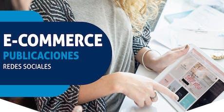 Introducción a la venta online por redes sociales - MEP tickets