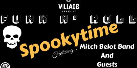 Funk And Roll Spookytime Feat. Mitch Belot Band And Guests tickets