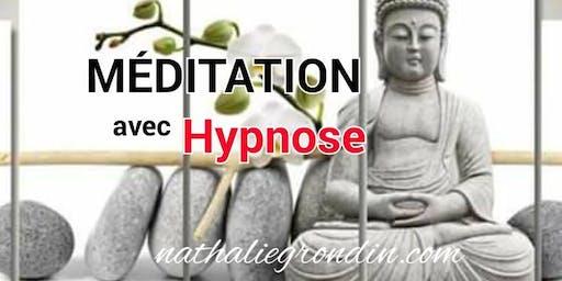 Méditation avec HYPNOSE ( à la carte), voir détails
