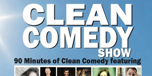 Clean Comedy Show