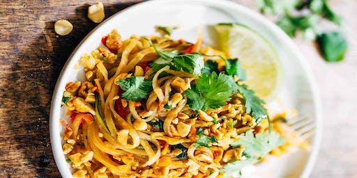 Cook. Eat. Meditate! Pad Thai in October!