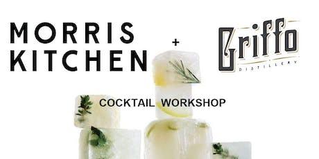 Basic Batch Cocktail Class tickets
