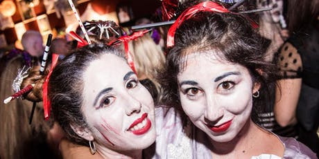 Croton Lounge NYC Singles Halloween Party 2019  tickets