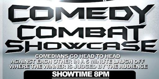 Comedy Combat Showcase