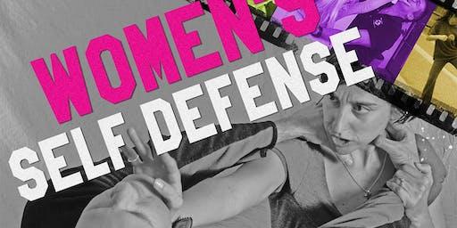 Women's Self Defense, October 2019