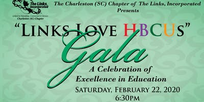 The Charleston (SC) Links Love HBCUs