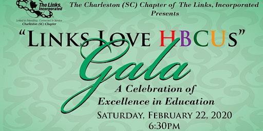 The Charleston (SC) Links Love HBCUs