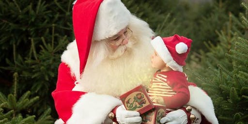 21st Annual Photos with Santa — IS FULLY BOOKED!