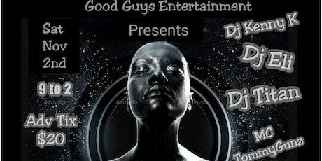 Good Guys All Black Affair tickets