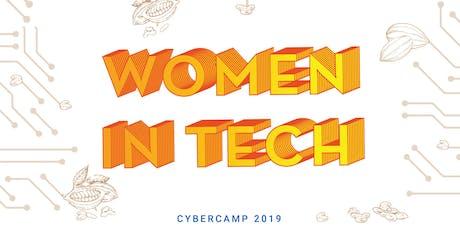 WOMEN IN TECH: Cybercamp 2019 - Quito entradas