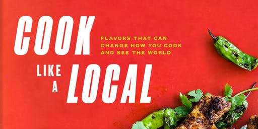 Cook Like a Local - Party with Chris Shepherd and Aaron Franklin