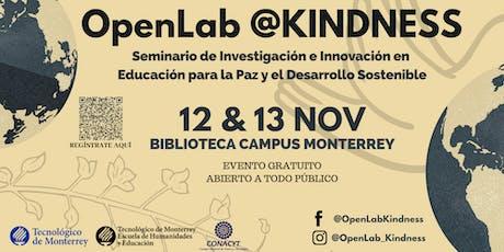 OpenLab @KINDNESS: Seminario de Investigación e Innovación en la Educación entradas