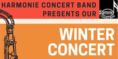 Harmonie Concert Band Winter Concert