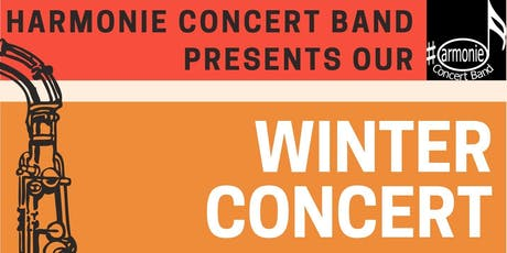 Harmonie Concert Band Winter Concert tickets