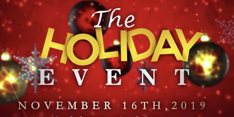 The Holiday Event tickets