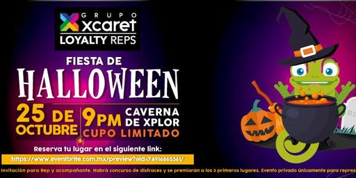 Halloween Loyalty Reps 19