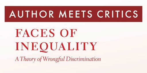 Sophia Moreau, Faces of Inequality  (Author Meets Critics)