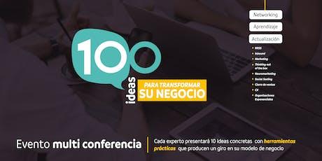100 ideas para transformar su negocio entradas