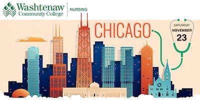 "Nurse ""Road Scholars"" CE Bus Trip to Chicago"