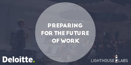 Preparing for the Future of Work tickets