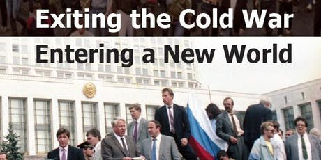 Exiting the Cold War, Entering a New World | Book Launch tickets