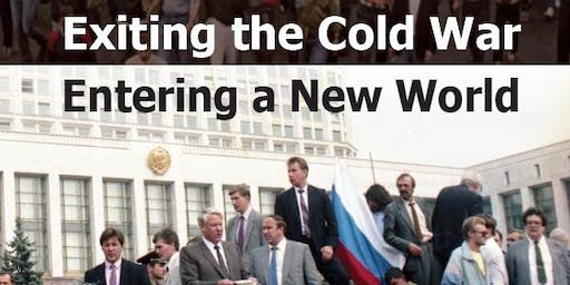 Exiting the Cold War, Entering a New World | Book Launch