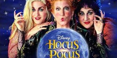 Decorate Pumpkins and Watch Hocus Pocus on the Lawn