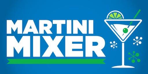 Ocean 98.5 Martini Mixer