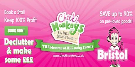 Cheeki Monkeys BIG Baby & Children's Market  tickets