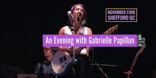 Shefford QC - An Evening with Gabrielle Papillon