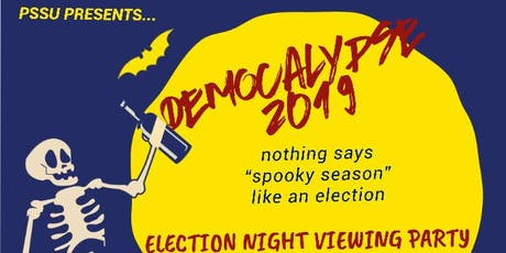 Democalypse2019: Election Night Viewing Party tickets